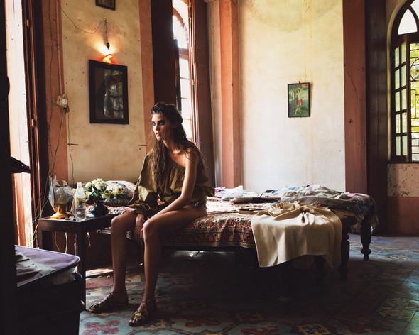 Изображение 26. Съемки: AnOther, L'Officiel, Vogue и другие.. Изображение № 27.