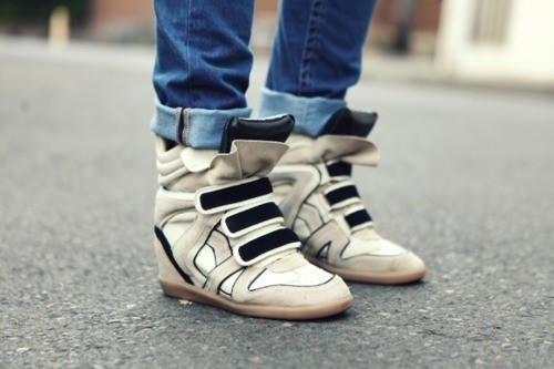 Isabel Marant Sneakers. Изображение № 8.