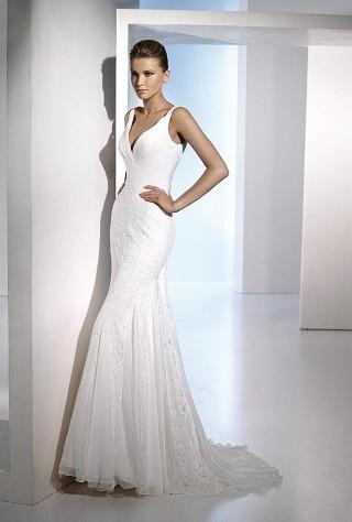 """""""Выбираем свадебное платье!"""" 93 идеи ведущих дизайнеров. Изображение № 81."""