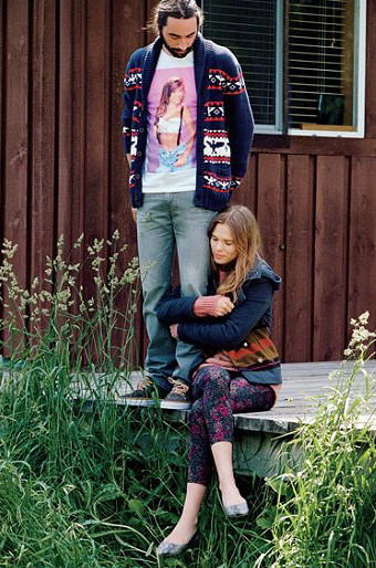 Лукбук: Urban Outfitters Fall 2011. Изображение № 43.