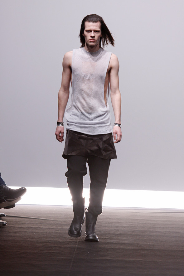 Rick Owens Fall Winter 2009 2010. Изображение № 34.