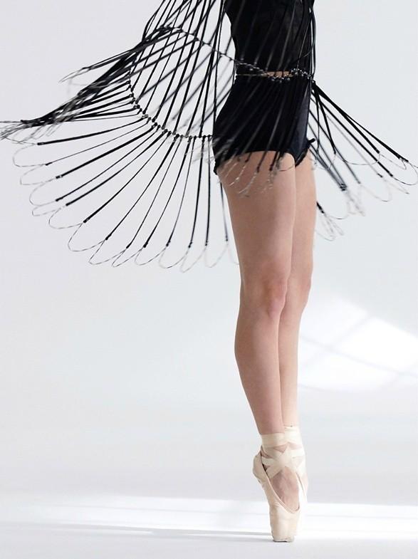Кампания: Балерины для Bliss Lau FW 2011. Изображение № 16.