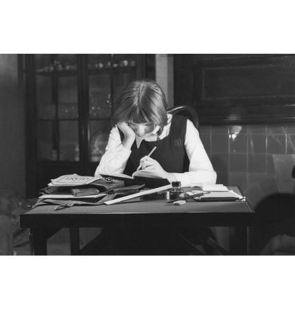 Школьница в Англии, 1930-е. Изображение № 11.