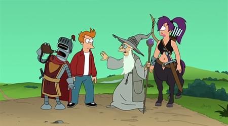 Футурама Игра Бендера Futurama Bender's Game. Изображение № 3.