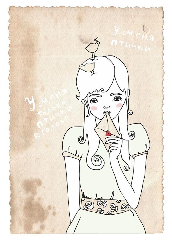 Забавные иллюстрации sweetpirat. Изображение № 6.