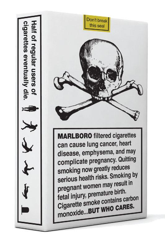 Курение убивает. Изображение № 4.