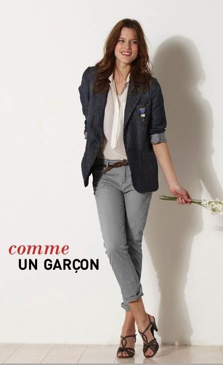Изображение 2. Comptoir des Cottoniers, коллекция весна-лето 2011.. Изображение № 5.