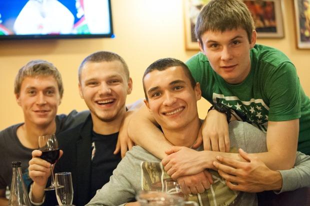 """Андрей Тихонов отпраздновал день рождения в ресторане """"Колбасофф"""". Изображение № 8."""
