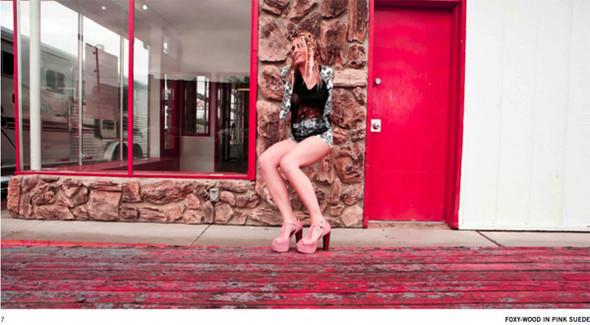 Лукбуки: Celine, Jeffrey Campbell и Nutsa Modebadze. Изображение № 19.
