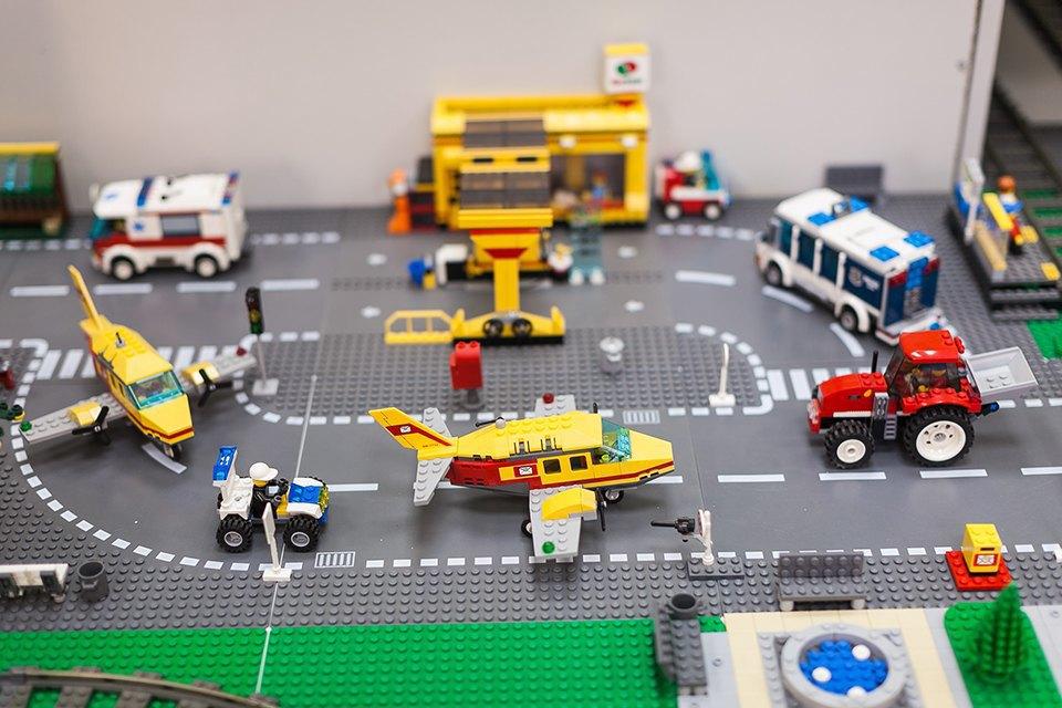 Как выглядит первый музей LEGO в Санкт-Петербурге. Изображение № 8.