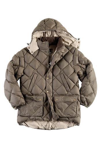 Мужские коллекции осень-зима 2010 от Hackett, Gloverall, D.S.Dundee, Barbour. Изображение № 22.