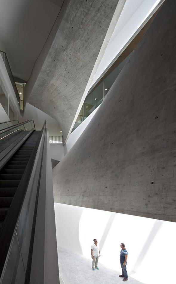 Гиперболический параболоид: новое слово в музейном строительстве. Изображение № 8.