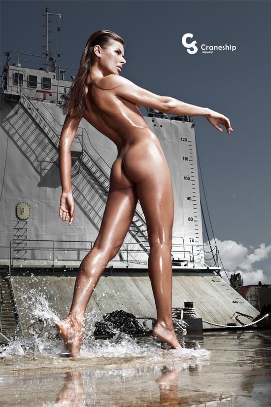 Nude Corporate Calendar 2010. Изображение № 14.