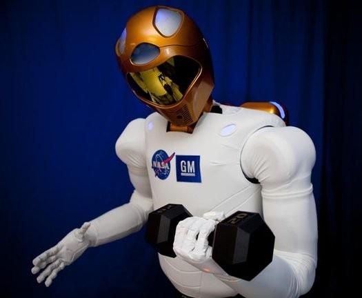 """О человекоподобных роботах, генах и """"хлебе насущном"""". Изображение № 3."""