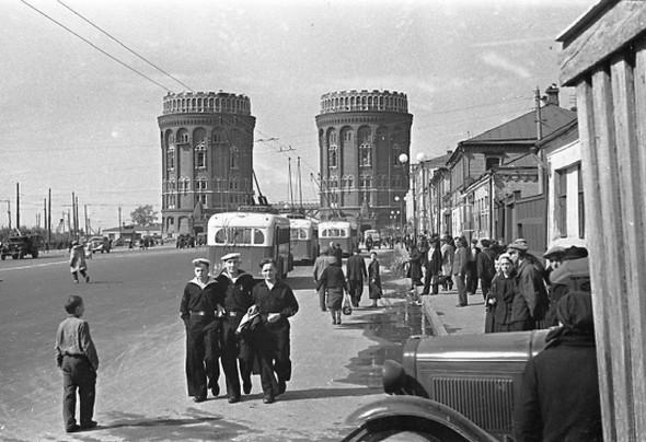 Крестовски водонапорные башни. Изображение № 90.