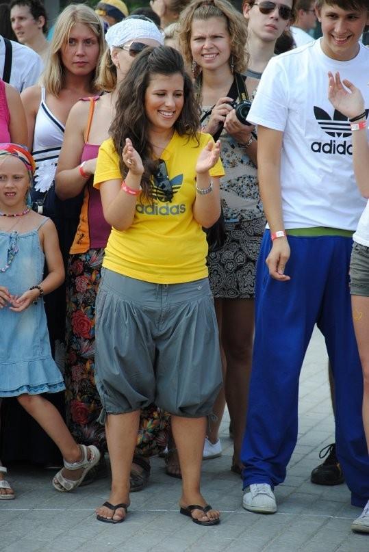 Партизаны Adidas Originals на Пикнике Афиши. Изображение № 19.