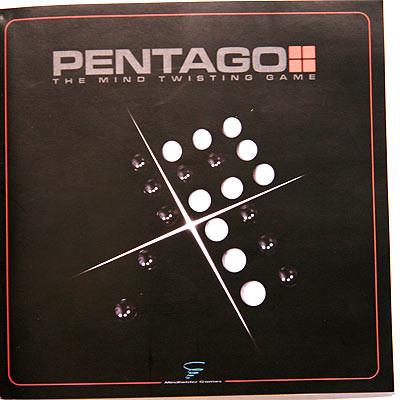 Пентаго: переворот сознания. Изображение № 2.