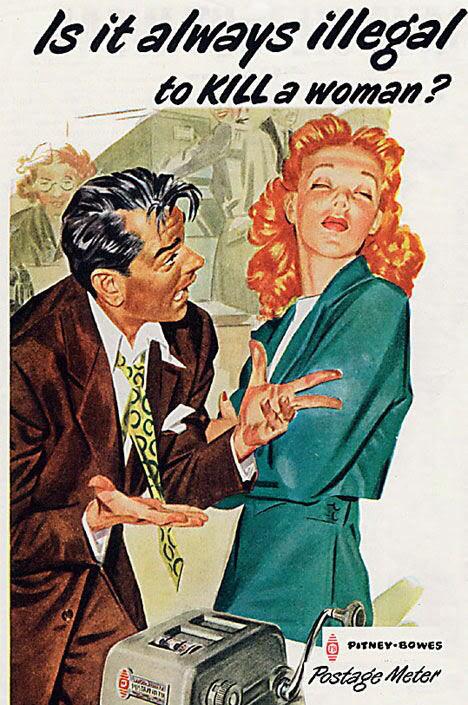Сексизм в рекламе. Часть II. Изображение № 1.