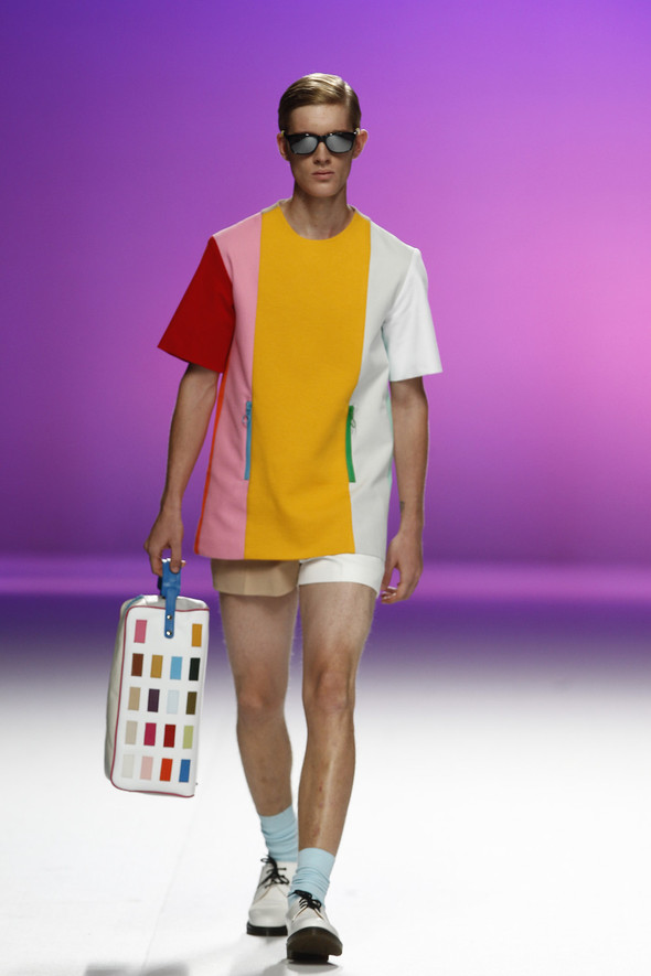 Madrid Fashion Week SS 2012: Davidelfin. Изображение № 6.