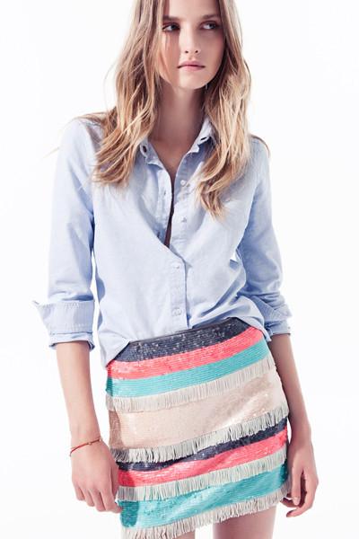 Лукбуки: H&M, Free People, Mango и Zara. Изображение № 64.