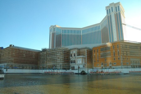 TheVenetian Macao-Resort-Hotel – Венеция вКитае. Изображение № 1.