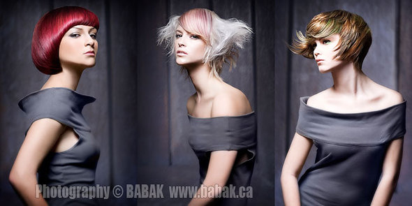 Hairdressing Awards, The Winners of the 2008. Изображение № 6.