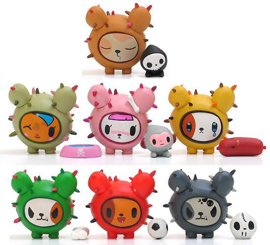 Изображение 11. Дизайнерские игрушки tokidoki.. Изображение № 10.
