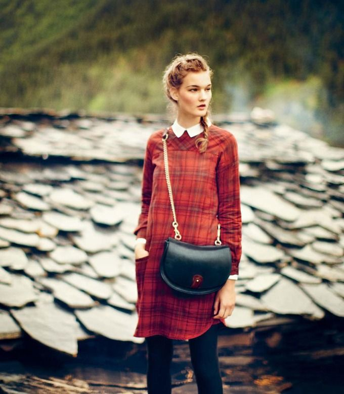 Вышли новые лукбуки Zara, Nasty Gal, Anna October и других марок. Изображение № 90.