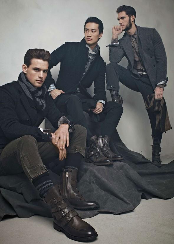 Лукбук: Dolce & Gabbana FW 2011 Men's. Изображение № 47.