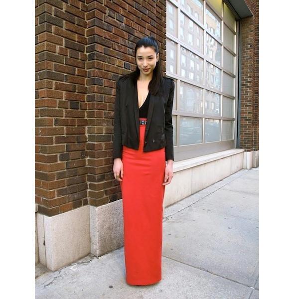 Изображение 57. На полях: 10 тенденций уличного стиля с прошедших недель моды.. Изображение № 57.