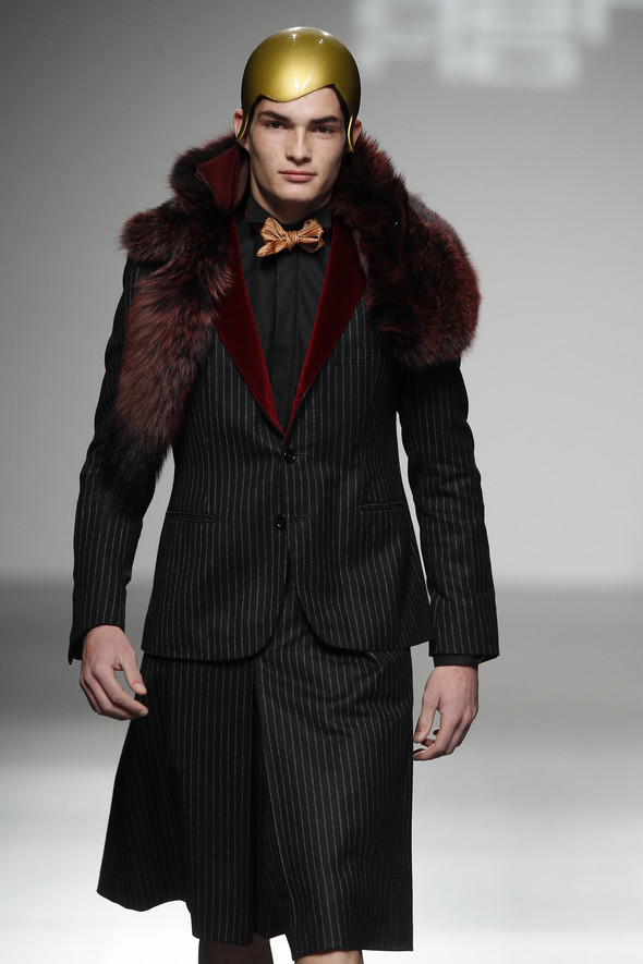 Madrid Fashion Week A/W 2012: David del Rio. Изображение № 6.