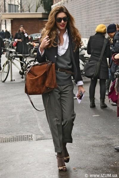 Street-fashion Милана. Изображение № 4.