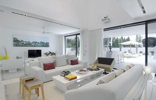 Дом Sotogrande от студии A-cero Architects. Изображение № 9.