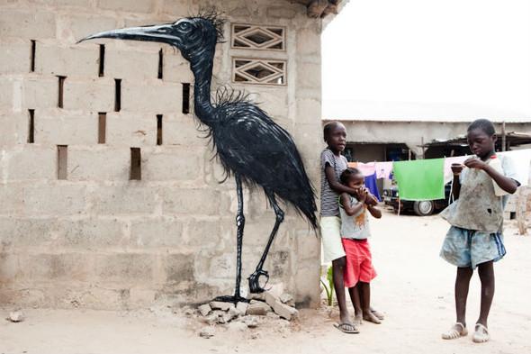 Лучшие стрит-арт проекты 2011 года. Изображение №45.