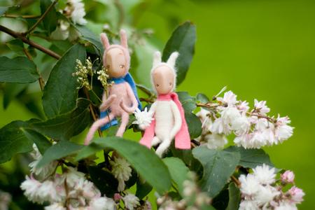 Настоящая девочка иеё куклы. Изображение № 7.