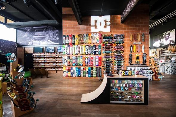 Новый магазин Quiksilver на юге Франции – Boardriders 162 Campus. Изображение № 3.