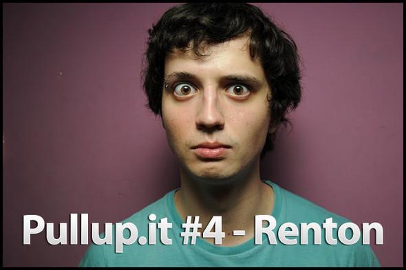 Четвертый выпуск подкаста Pullup. itс DJRenton. Изображение № 1.