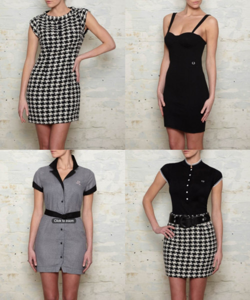Новая коллекция Amy Winehouse X Fred Perry AW11 Collection. Изображение № 4.