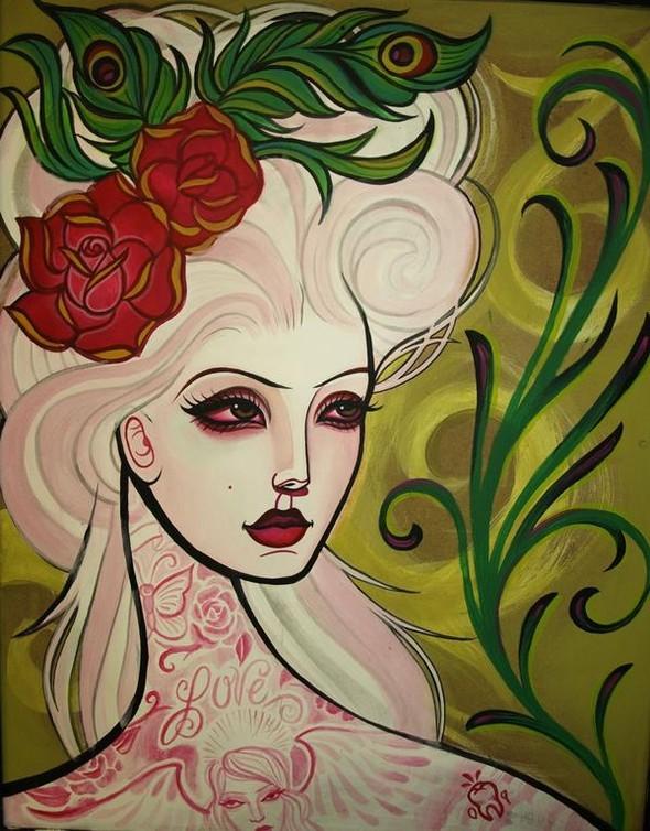 Whitney Lenox. Изображение № 1.