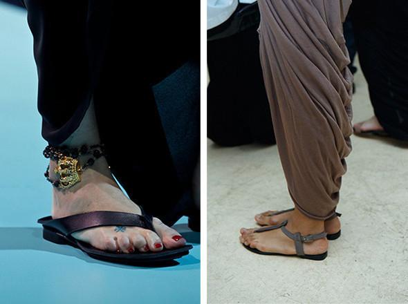 Walking in my shoes: 10 тенденций обуви весны-лета 2011. Изображение № 65.