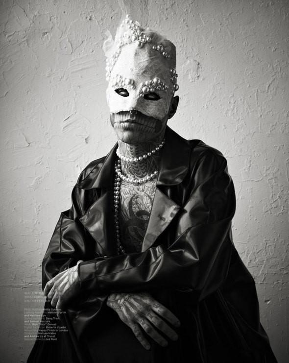 Изображение 7. Мужские съемки: GQ, Vogue Hommes и другие.. Изображение № 7.