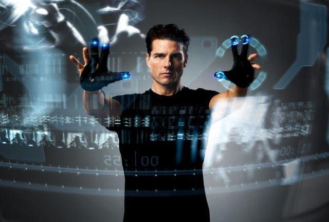 Будущее интерфейсов: Кинетическое управление, дополненная реальность и 3D-голограммы. Изображение № 2.