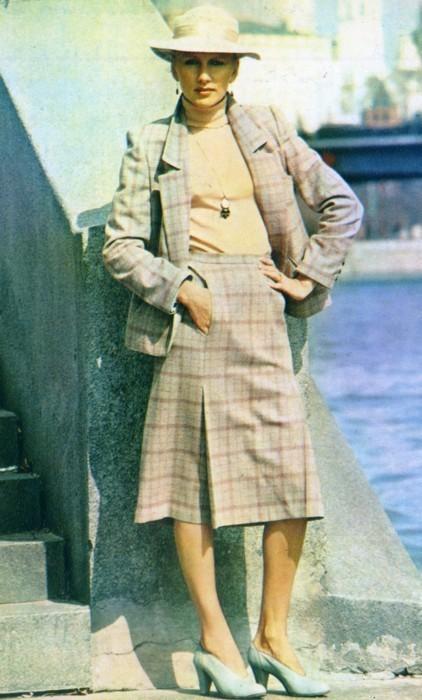 Советская мода: комбинаторность, футуризм и фирма. Изображение № 7.