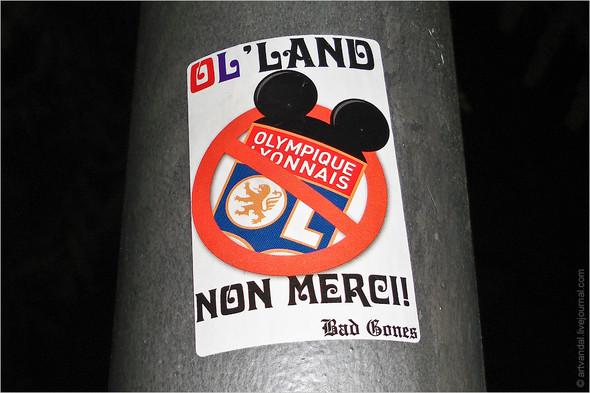 Граффити и стикеры Салоу, Испания. Изображение № 11.