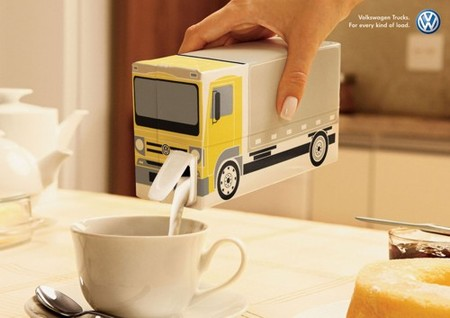 Vw trucks – for every kind of load. Изображение № 1.