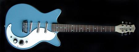 Danelectro, гитары. Изображение № 1.