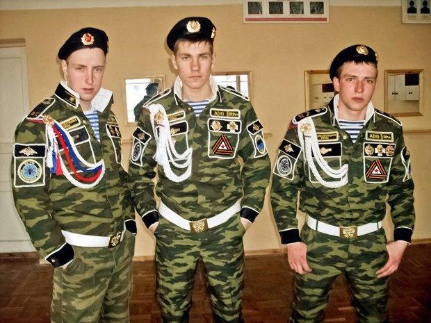Редизайн: Новый логотип Российской армии. Изображение № 40.