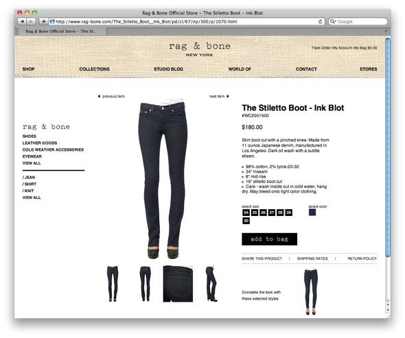 Дизайнеры открывают интернет-магазины. Изображение № 14.
