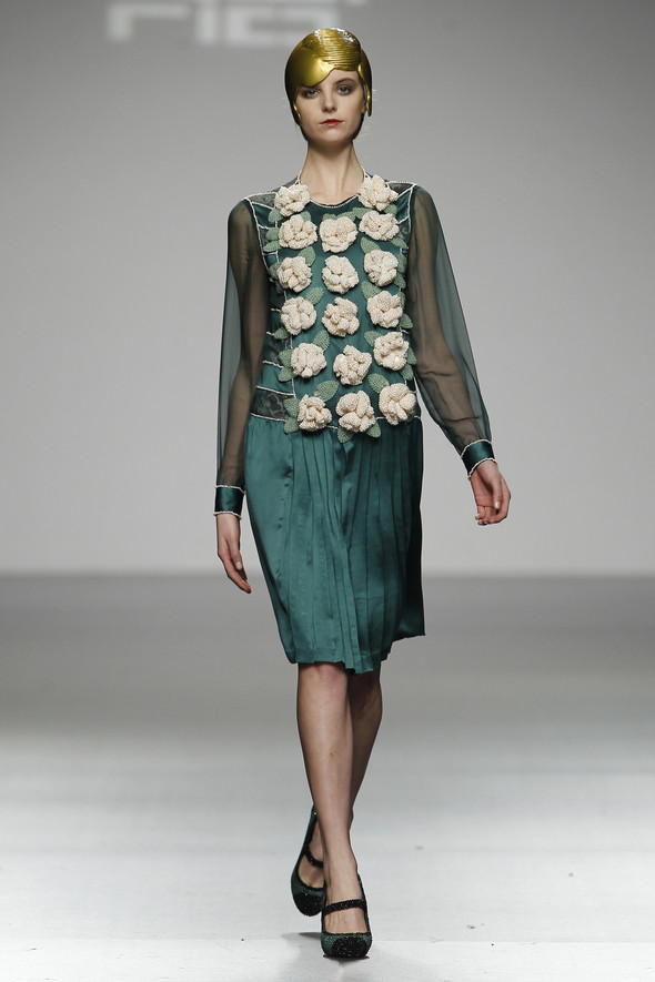 Madrid Fashion Week A/W 2012: David del Rio. Изображение № 1.