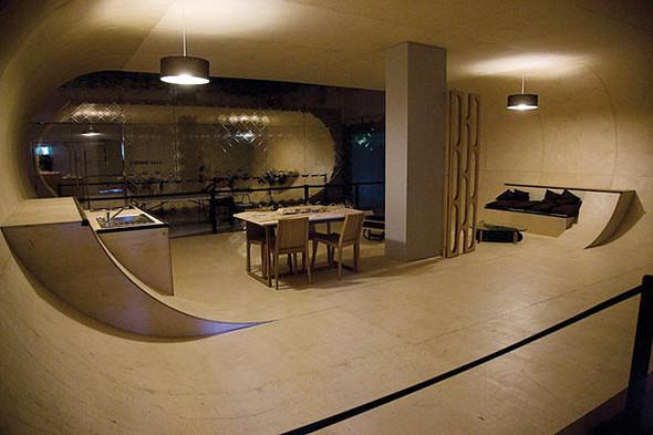 Первый скейтборд дом в мире. Изображение № 6.